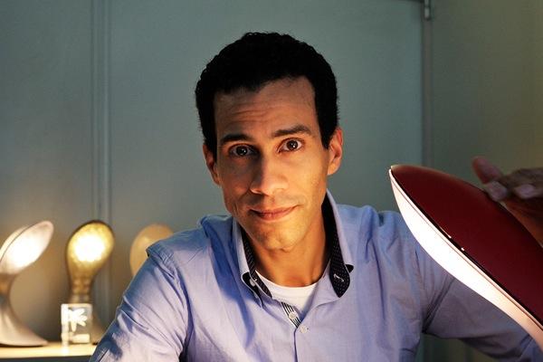 Technostarter Fonckel Met Aaibare Lamp, Met Philip Ross: Finalist Shell  LiveWIRE Award 2012